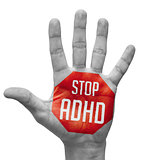 Stop ADHD on Open Hand.
