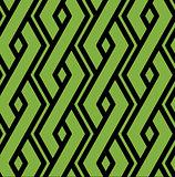 Colorful geometric seamless pattern, symmetric endless vector ba