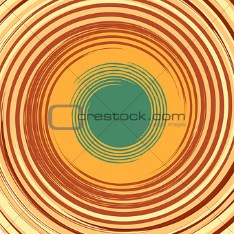 Abstract background with whirlpool. Place for your text.