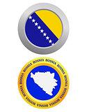 button as a symbol  Bosnia