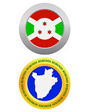 button as a symbol BURUNDI