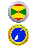 button as a symbol GRENADA