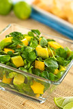 Watercress Mango Avocado Salad