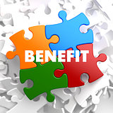 Benefit on Multicolor Puzzle.