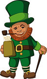 Leprechaun color