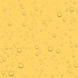 Transparent drop beer seamless background