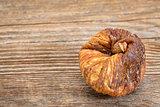 dried Turkish fig