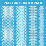 Pattern Border Pack