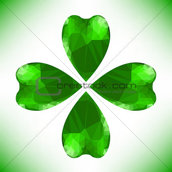 Four- leaf clover