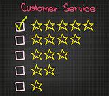 Customer Service stars1