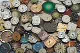 Various Antique pocket watches