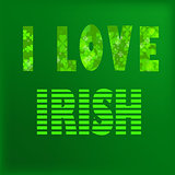 I love irish