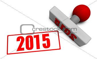 2015 Stamp
