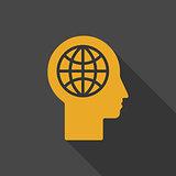 human head - Global technology