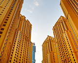 Skyscraper in Emirates