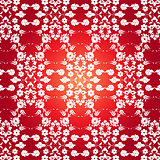 background with seamless pattern eight