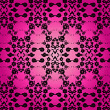 background with seamless pattern nine