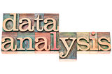 data analysis in wood type
