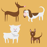Tiny Dogs