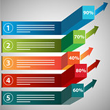 Growing Profits Chart Icon