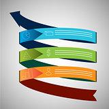 Company Growth Arrow Chart