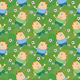 Soccer, seamless