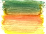 Multicolor Paint Background