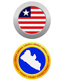 button as a symbol  LIBERIA