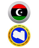 button as a symbol  LIBYA