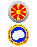 button as a symbol  MACEDONIA