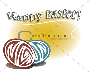 card for Easter