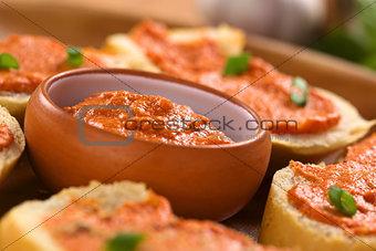Tomato-Butter Spread