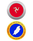 button as a symbol Isle of Man