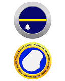 button as a symbol NAURU