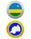 button as a symbol RWANDA