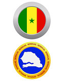 button as a symbol SENEGAL