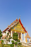 temple at Wat Pak Kran