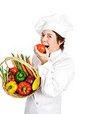 Chef - Plump Ripe Tomato