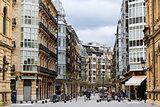 San Sebastian, Spain street