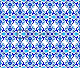 background with seamless pattern eleven