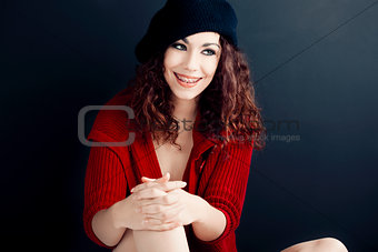 Beauitiful French girl