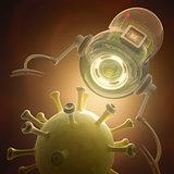 Nanobot x Virus