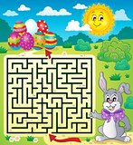 Maze 3 with Easter theme