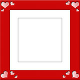 Heart Shaped Frame for Photographs