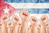 Cuba Labour movement, workers union strike