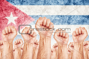 Cuba Labour movement, workers union strike