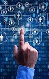 Accessing social media