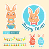 Vector. Happy Easter.