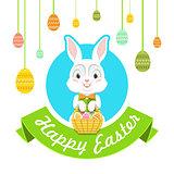 Vector. Happy Easter.