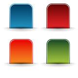 Insert Marker Button Icon Set
